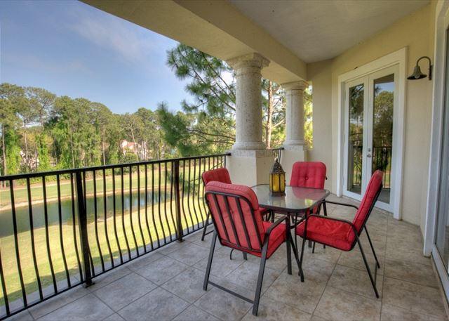 Street level golf villa. Make a fall getaway today! - Image 1 - Sandestin - rentals