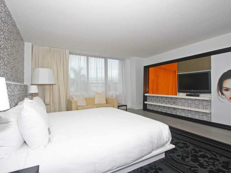 Mondrian South Beach Luxurious Studio - Image 1 - Miami Beach - rentals
