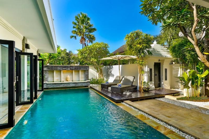 VILLA AMALA - SPACIOUS AND NEW 3 BED IN TOP LOCALE - Image 1 - Seminyak - rentals
