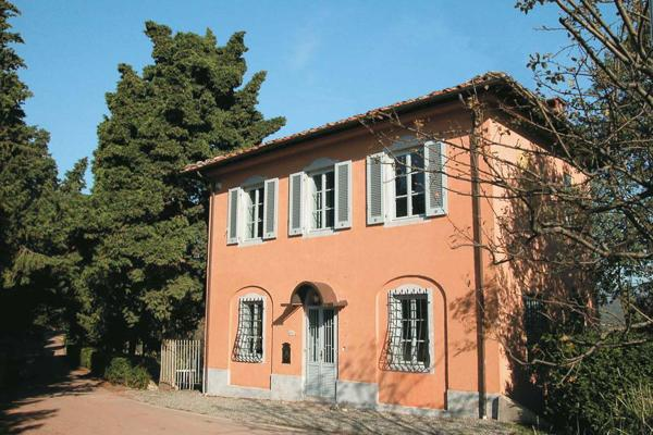 Hilltop villa vetween Lucca and Camaiore coast- vineyard views. SAL MCC - Image 1 - Lucca - rentals