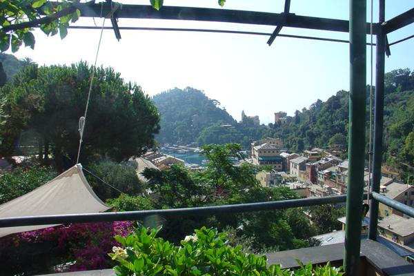 Portofino villa overlooking the harbor and village. SAL ULI - Image 1 - Portofino - rentals