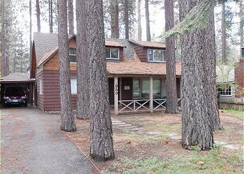 Across the street from the lake! Close to public beaches, bike trails, walk to restaurants - Image 1 - South Lake Tahoe - rentals