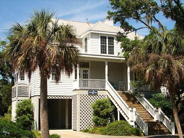 "12 Heron Cove-  ""Heron House"" - Ocean Ridge - Image 1 - Edisto Beach - rentals"