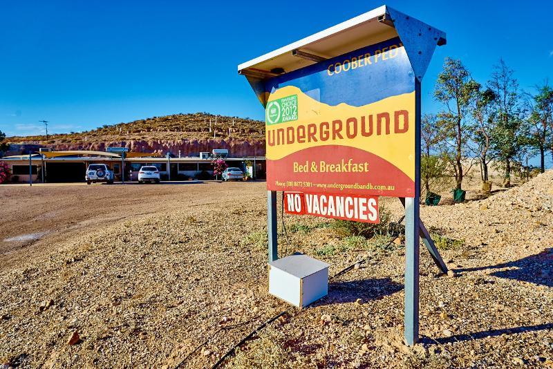 Underground B&B - Underground Bed & Breakfast - Coober Pedy - rentals