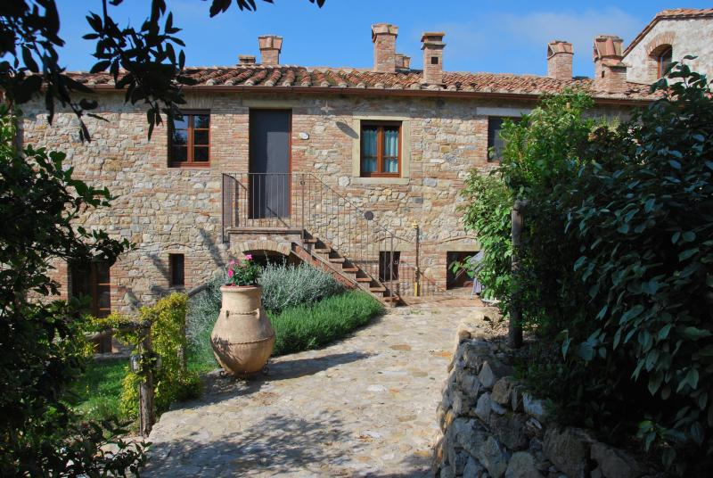 Casa Bartoli-your home in Tuscany - Casa Bartoli at Borgo Mummialla-your Tuscan home ! - San Gimignano - rentals