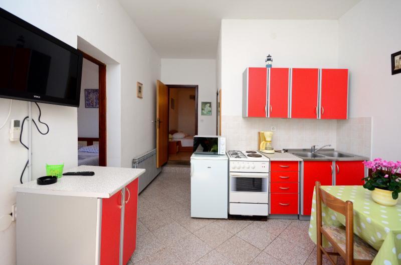Apartments Ivanka - 68461-A2 - Image 1 - Krk - rentals
