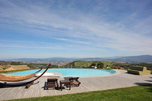 Traditional farmhouse with luxurious antique furnishings. HII MON - Image 1 - Umbria - rentals