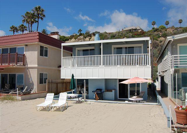 315 - Large Family Style Beach Home on the Sand - 5 Bed/2 Bath Sleeps 12 - Image 1 - Dana Point - rentals