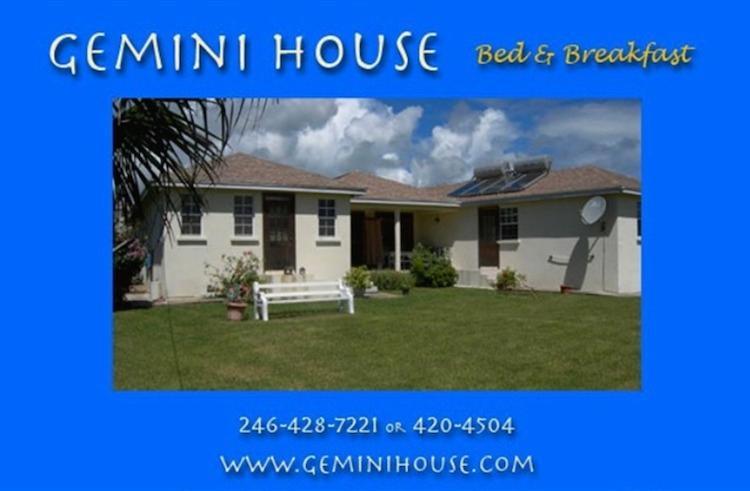 Gemini House Bed & Breakfast - Gemini House Bed & Breakfast Barbados B&B - Christ Church - rentals