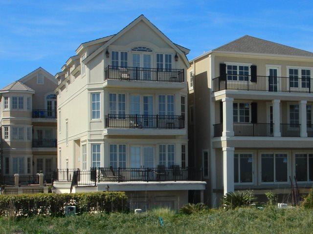 House from the beach - Sand Castle, 20 Bradley Beach - Hilton Head - rentals