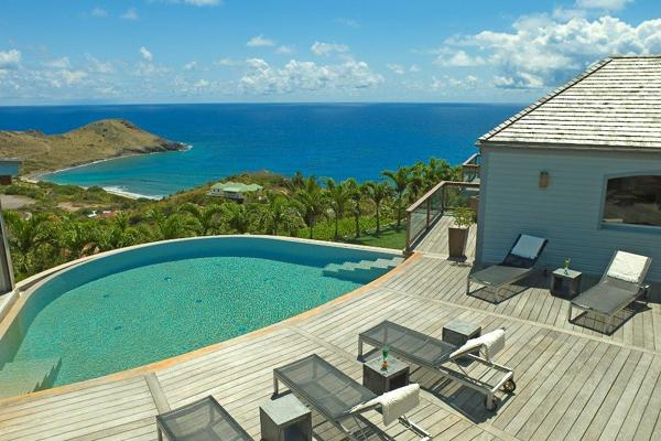 Located in Vitel Deve offering a great view over the ocean and hillside WV AUR - Image 1 - Vitet - rentals