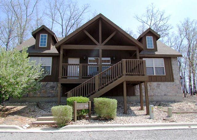 Tomahawk Lodge - Tomahawk Cabin- 2 Bedroom, 2 Bath Stonebridge Golf Resort Lodge - Branson West - rentals