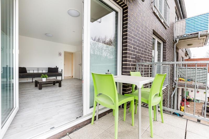 three room flat with balcony - 09 Holiday Apartment cologne 3 rooms with balcony - Cologne - rentals