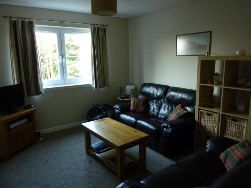 Living Area Apartment 1 & 2 - Skye Holiday Apartments on the Isle of Skye - Portree - rentals