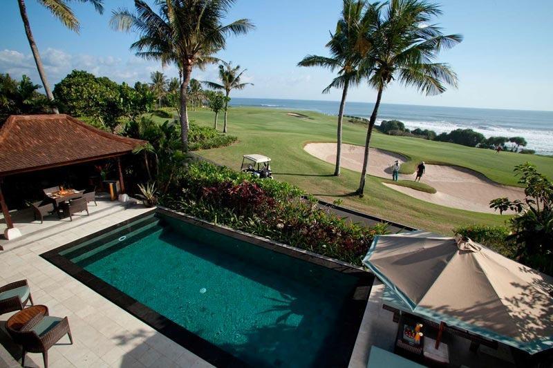 Sundara villa, ocean front 3BR Villa Tanah Lot - Image 1 - Tabanan - rentals