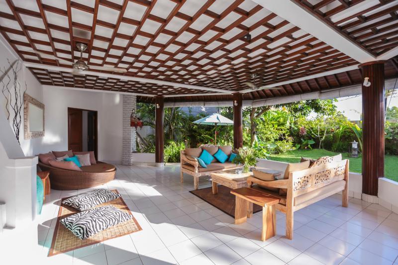 Spacious open living - Wonderful, spacious villa 5 mn. from Echo Beach - Canggu - rentals