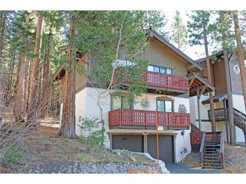 Pine Hill Chalet ~ RA609 - Image 1 - South Lake Tahoe - rentals