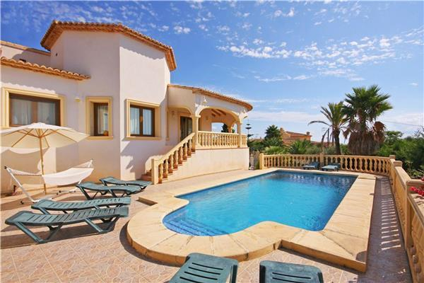 Boutique Hotel in Calpe - 76535 - Image 1 - Calpe - rentals