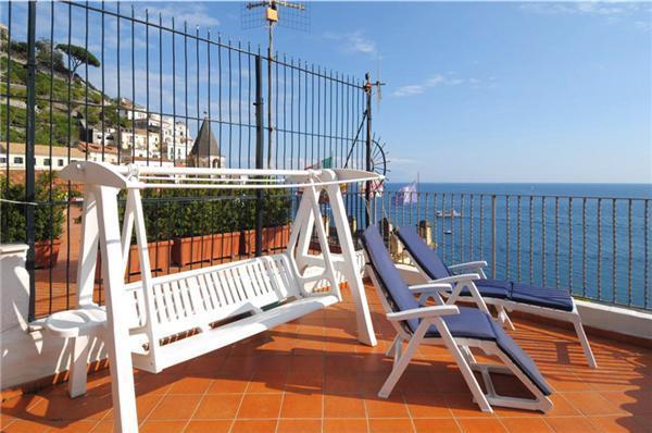 Boutique Hotel in Amalfi - 80345 - Image 1 - Amalfi - rentals