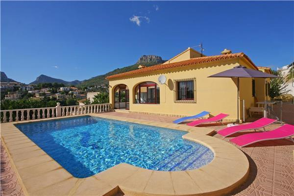 Boutique Hotel in Calpe - 80965 - Image 1 - Calpe - rentals