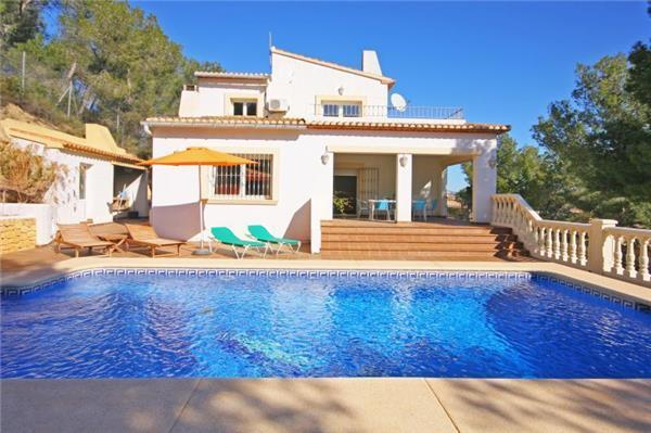 Boutique Hotel in Calpe - 82365 - Image 1 - Calpe - rentals