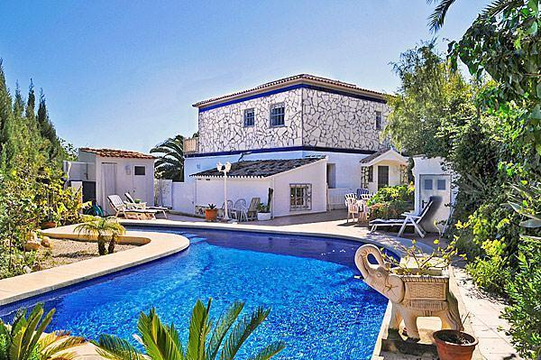 Boutique Hotel in Calpe - 82377 - Image 1 - Calpe - rentals