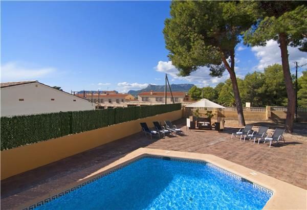 Boutique Hotel in Calpe - 82862 - Image 1 - Calpe - rentals