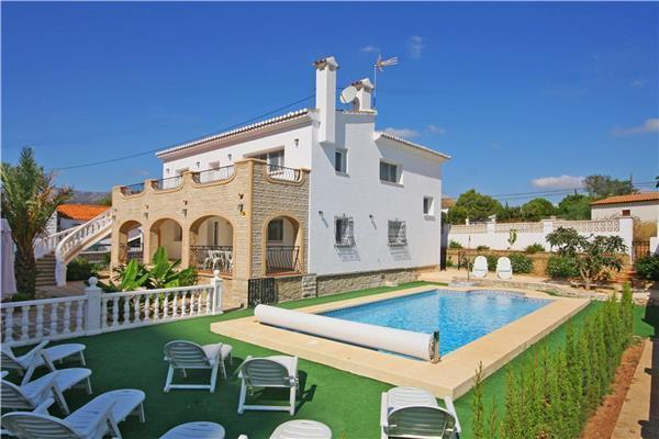Boutique Hotel in Calpe - 82898 - Image 1 - Calpe - rentals