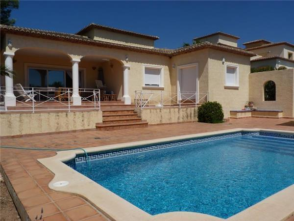 Boutique Hotel in Calpe - 84403 - Image 1 - Calpe - rentals