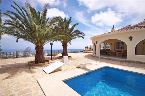 Boutique Hotel in Calpe - 84546 - Image 1 - Calpe - rentals