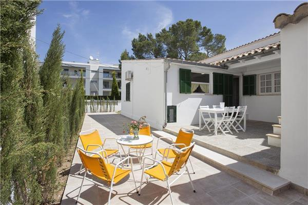 Boutique Hotel in Port de Pollensa - 84618 - Image 1 - Formentor - rentals