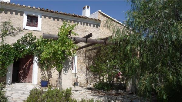 Boutique Hotel in Sorbas - 85003 - Image 1 - Sorbas - rentals