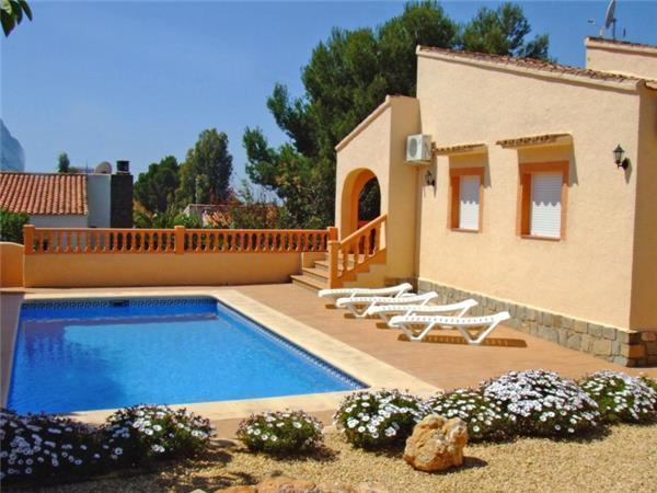 Boutique Hotel in Calpe - 85864 - Image 1 - Calpe - rentals