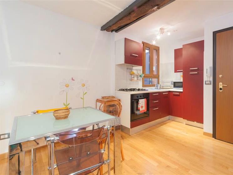 Kitchen - Quiet open space in downtown - Bologna - rentals