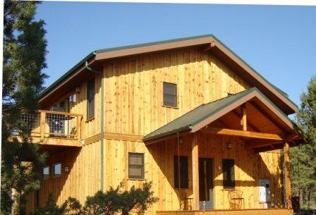 Sisters Vacation Cabin Exterior - 2 bedroom Mountain View Cabin Near Sisters Oregon - Sisters - rentals