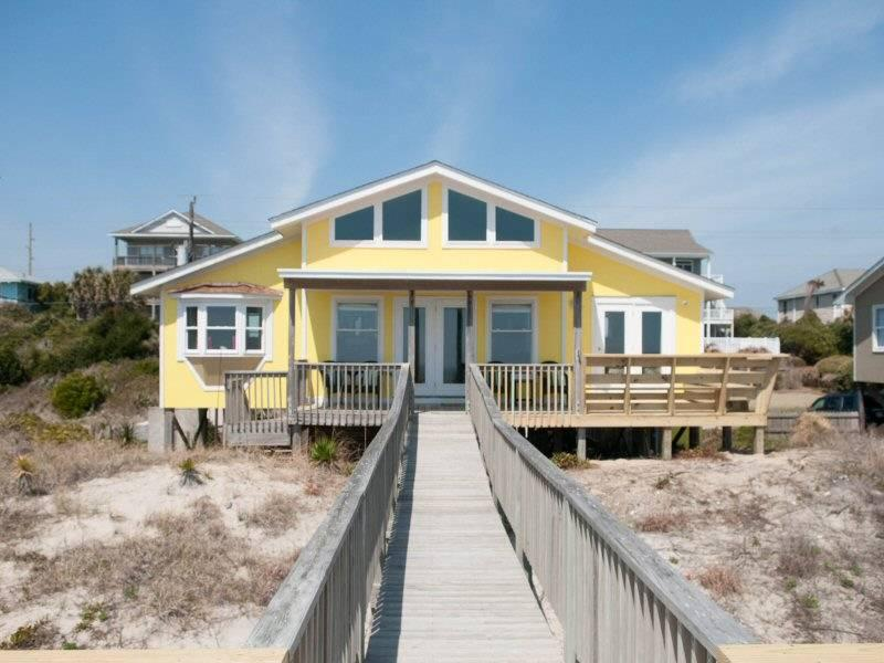 Southern Comfort - Image 1 - Emerald Isle - rentals