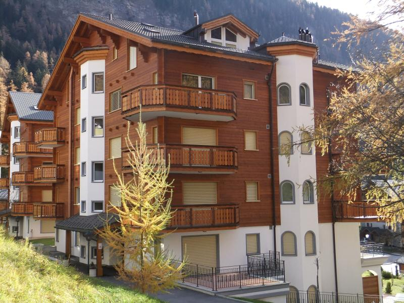 The Ambassador A apartment building - 5* luxury apartment, sleeps up to 4, Swiss Alps - Leukerbad - rentals