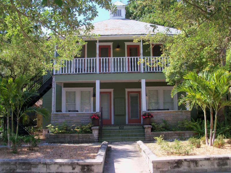 Main House from 3rd Ave S - St Petersburg, Florida Vacation Rental - Saint Petersburg - rentals