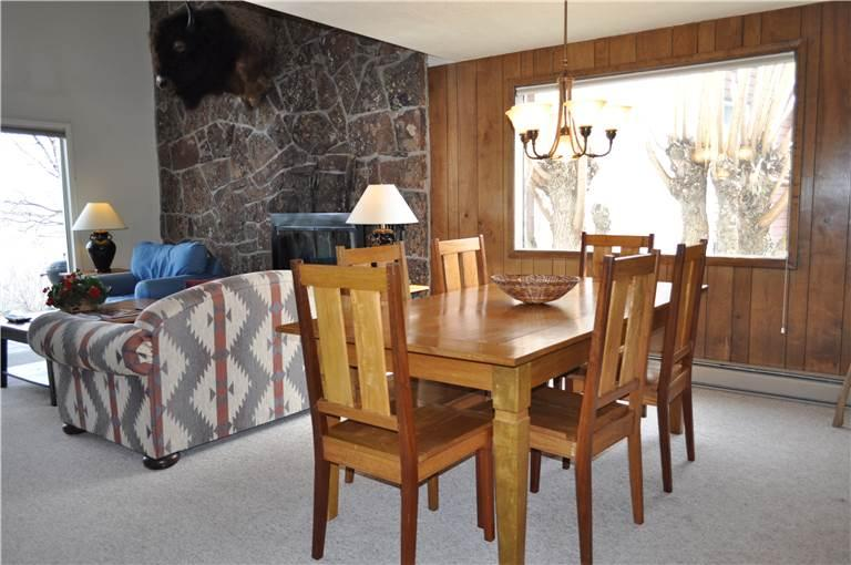 3 bed /2 ba- FOUR SEASONS II #1 - Image 1 - Teton Village - rentals