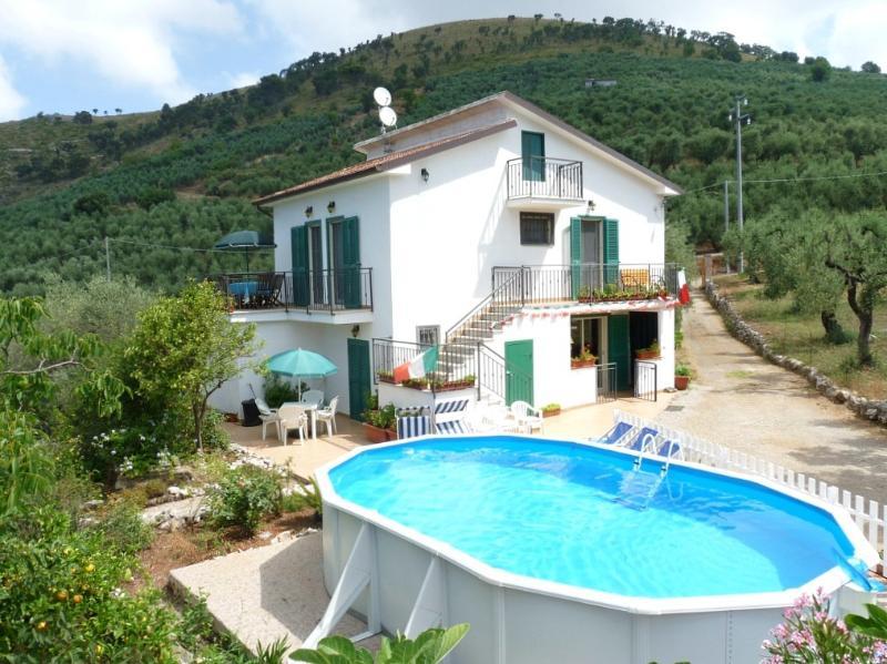 Tre Cancelle Farmhouse Apartments With Pool - Ideal For Families - FARMHOUSE APARTMENTS NEAR ITRI  SPERLONGA BEACHES - Sperlonga - rentals