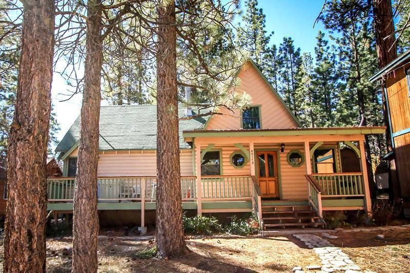 Kelley's Kabin #290 - Image 1 - Big Bear Lake - rentals