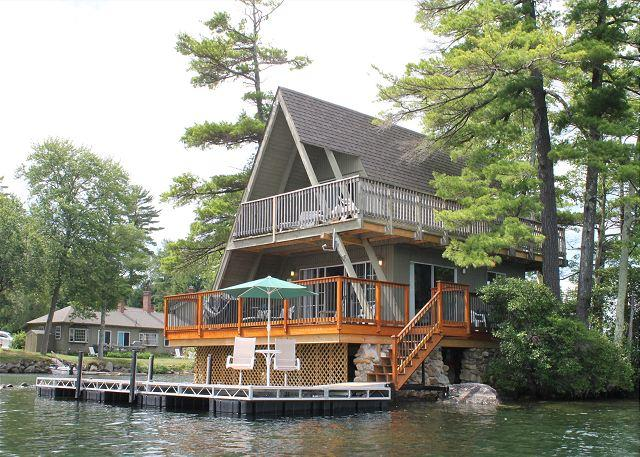 A- Frame Magic - A-Frame Island Bungalow at Oliver Lodge on Lake Winnipesaukee (1AFRAME) - Meredith - rentals