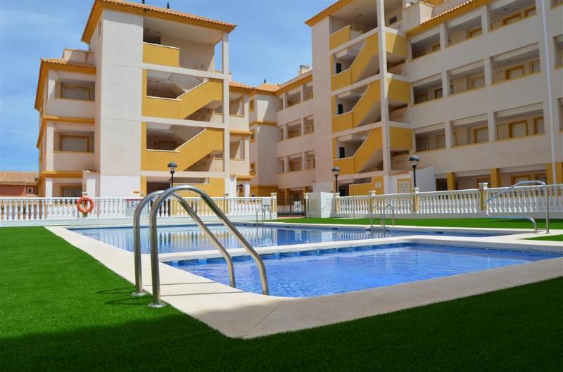 Balcony - Communal Pool - TV - WiFi Available - 0506 - Image 1 - Mar de Cristal - rentals
