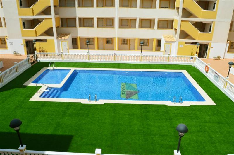 2 Bedroom Apartment - Communal Pool - Balcony - Short Walk to Beach - Image 1 - Mar de Cristal - rentals