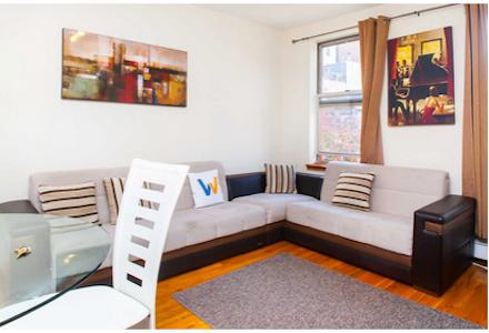 East Village Comfortable Bright 3 Bedroom - Image 1 - New York City - rentals