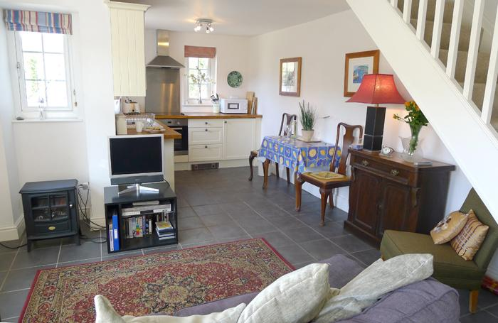 Pet Friendly Holiday Cottage - Llanmill Cottage, LLanmill, Nr Narberth - Image 1 - Narberth - rentals