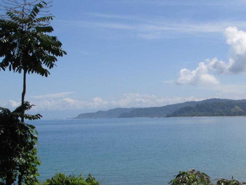 View from your Hammock - Ocean View 2 Bedroom Bungalow. - Drake Bay - rentals