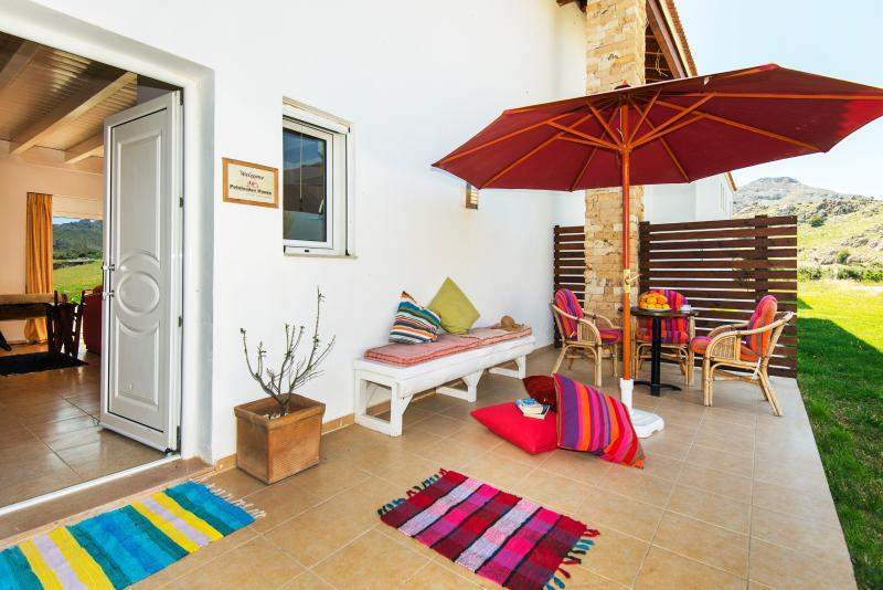 Thari house in Kolympia - Image 1 - Rhodes - rentals