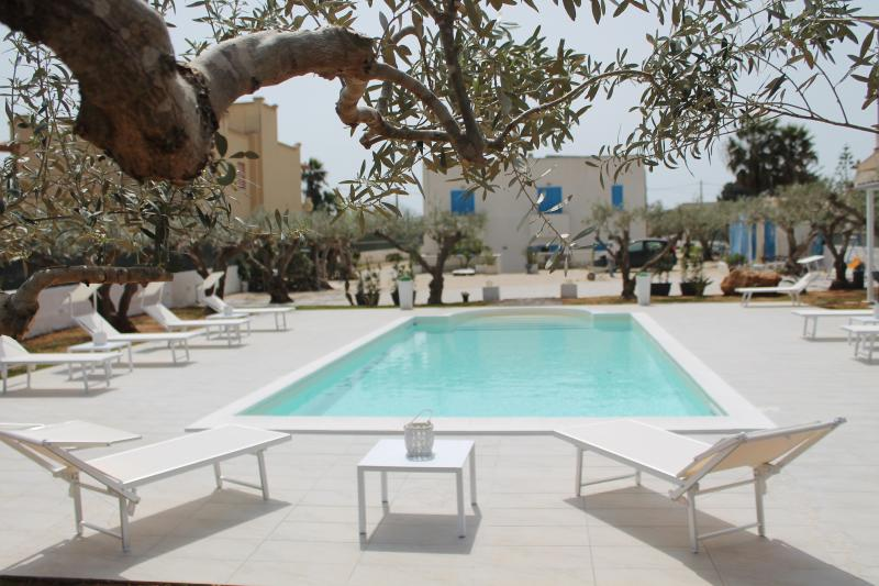 piscina - Case Vacanze Signorino - Marsala - rentals