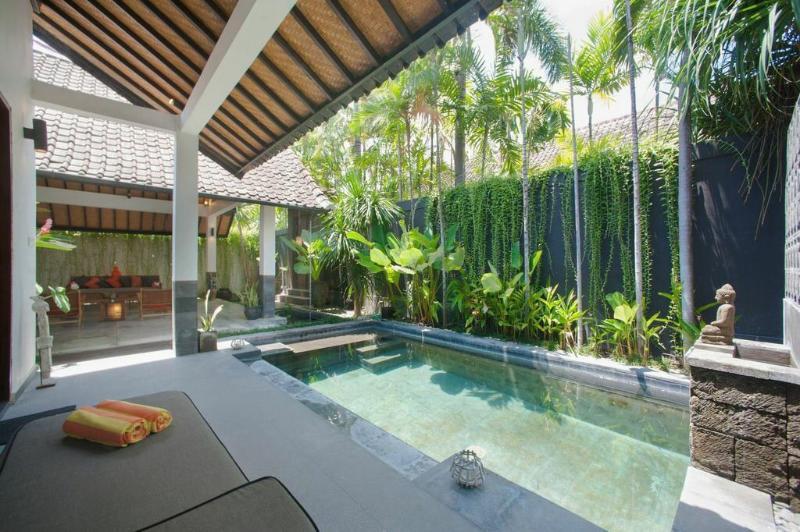 Refreshing private swimming pool - 'ALLIRA'  Amazing 1 Bedroom Villa in Seminyak - Seminyak - rentals